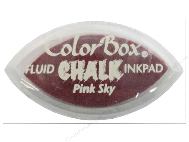ColorBox Fluid Chalk Ink Pad Cat's Eye Sky Pink