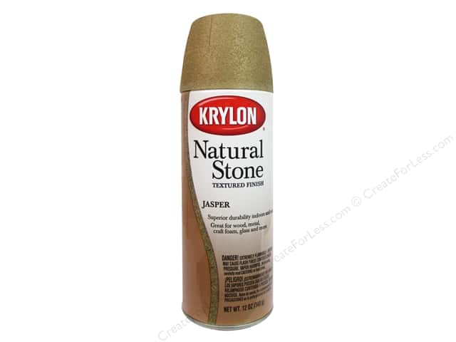 Krylon Natural Stone Paint 12 oz. Jasper
