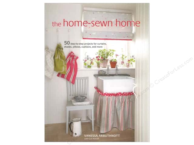 Cico Home Sewn Home Book by Vanessa Arbuthnott and Gail Abbott