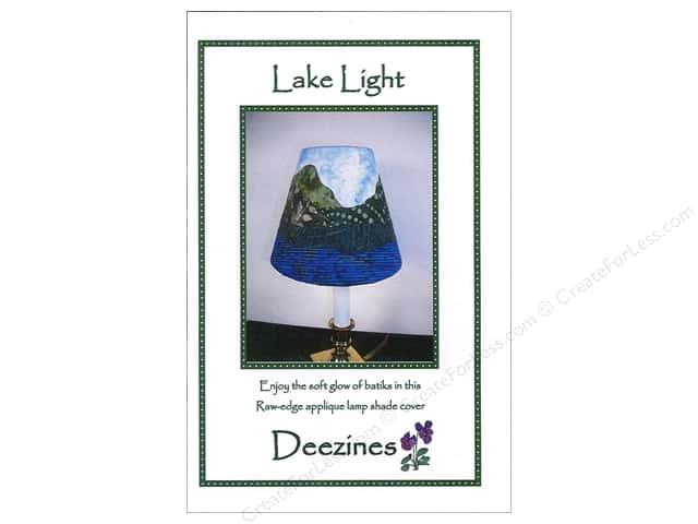 Deezines Lake Light Pattern
