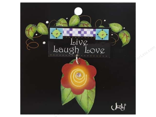 Jody Houghton Pins Inspirational Flower Live, Laugh, Love
