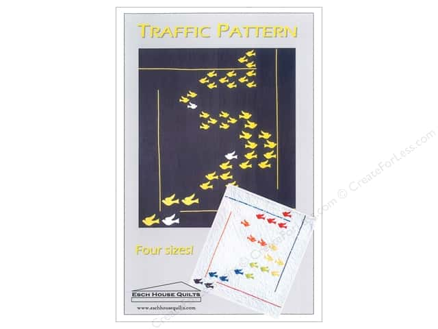 Esch House Quilts Traffic Pattern