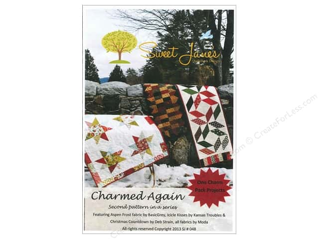 Sweet Jane's Designs Charmed Again Pattern