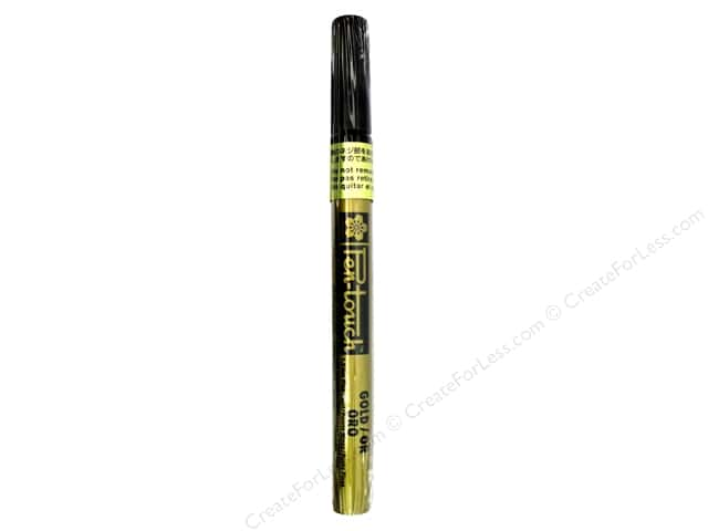 Sakura Pen-Touch Paint Marker Fine Tip Gold