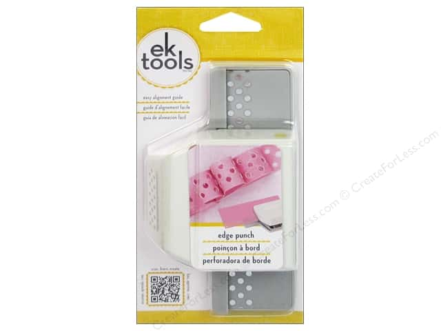 EK Paper Shapers Edger Punch Polka Dots