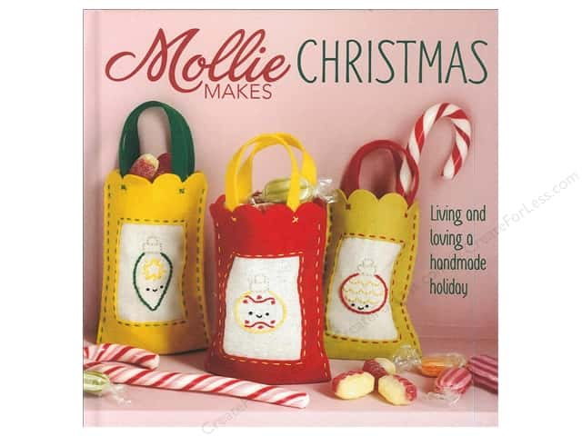 Interweave Press Mollie Makes Christmas Book