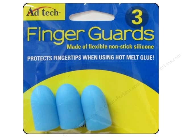 Adhesive Technology Finger Guards 3 pc.