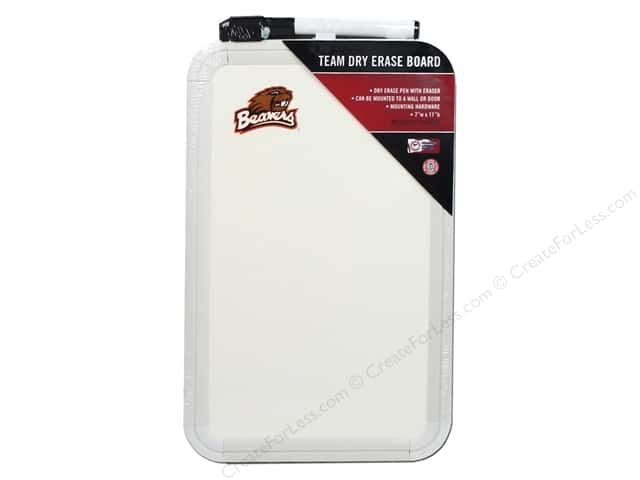 Oregon State Erase Board 7 x 11 in.