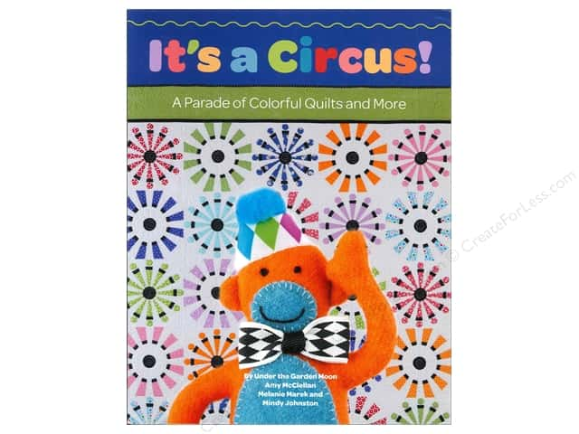 Kansas City Star It's A Circus Book by Under the Garden Moon