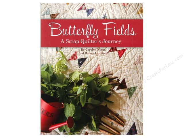 Kansas City Star Butterfly Fields Book by Carolyn Nixon and Betsey Langford