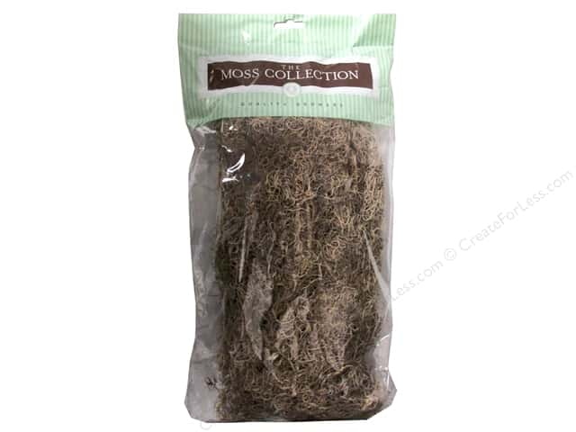 Quality Growers Moss Spanish Dry Moss Bag Large Natural