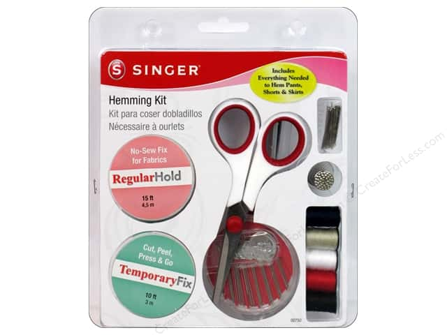 Singer Hemming Kit 92 pc.