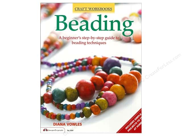 Design Originals Beading Book by Diana Vowles