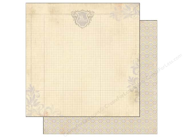 Authentique 12 x 12 in. Paper Be(you)tiful Pledge (25 sheets)