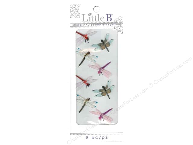 Little B Sticker Mini Dragonflies