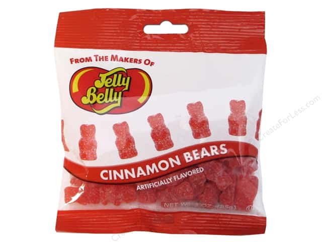 Jelly Belly Confections 3 oz. Hot Cinnamon Bears