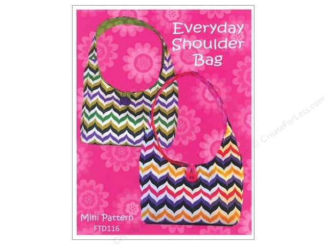 Firetrail Designs Everyday Shoulder Bag Mini Pattern
