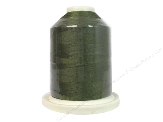 Signature Cotton Thread 60 wt. 1100 yd. #920 Basil Green
