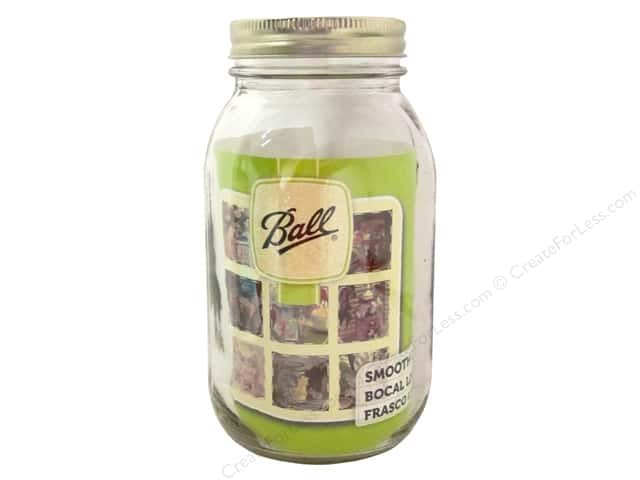 Ball Mason Jars 32 oz. Quart Regular Mouth Smooth (12 jars)
