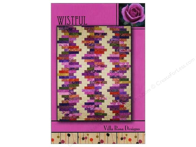 Villa Rosa Designs Wistful Pattern Card