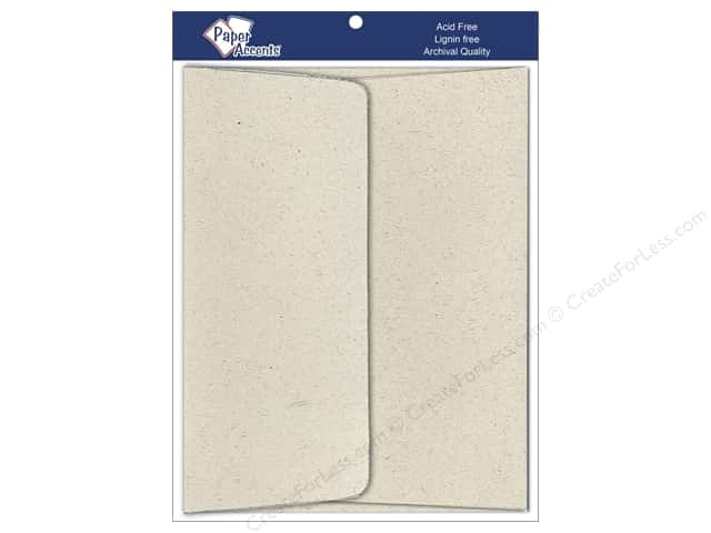 4 1/4 x 5 1/2 in. Envelopes by Paper Accents 25 pc. Beach Sand