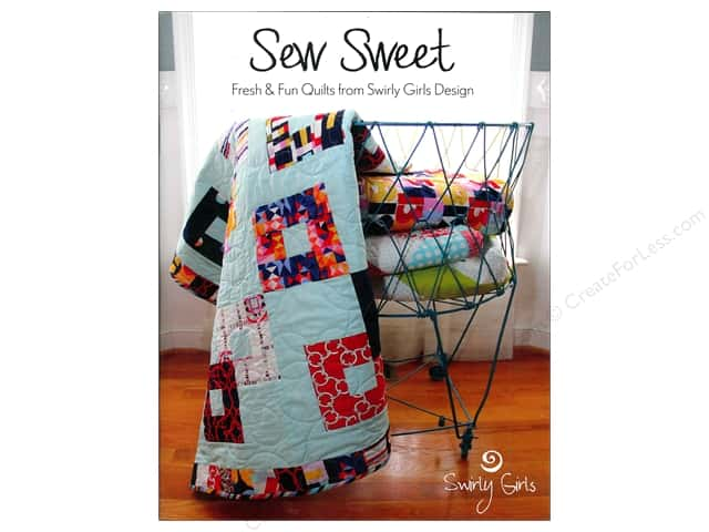 Swirly Girls Design Sew Sweet Book