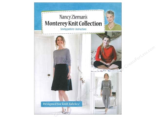 Nancy Zieman's Monterey Knit Collection Pattern