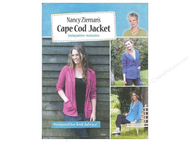 Nancy Zieman's Cape Cod Jacket Pattern