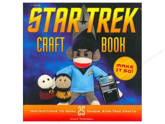 Gallery The Star Trek Craft Book Book