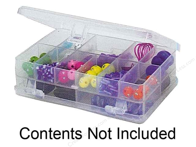 Creative Options Organizer Double-Sided Micro Utility 14 Compartments