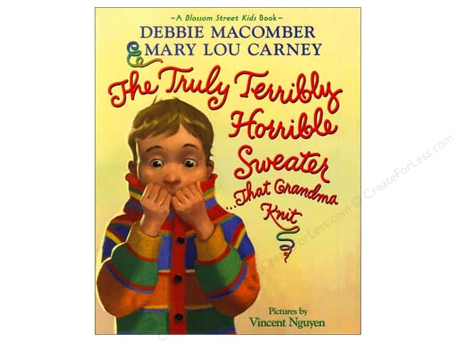 The Truly Terribly Horrible Sweater That Grandma Knit Book by Harper Collins