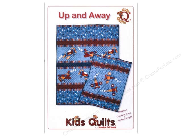 Kids Quilts Up And Away Pattern