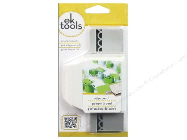 EK Paper Shapers Edger Punch Open Scallop 2 1/2 in.