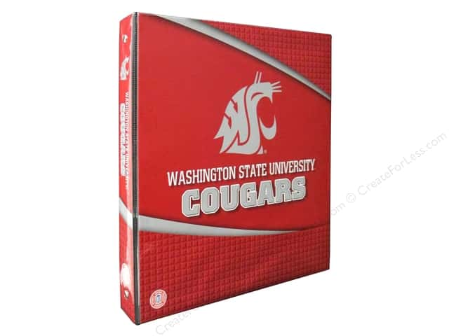 Washington State 1 in. 3-Ring Binder