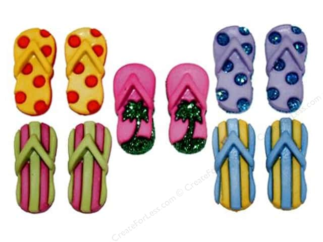 Jesse James Dress It Up Embellishments Fab Flops