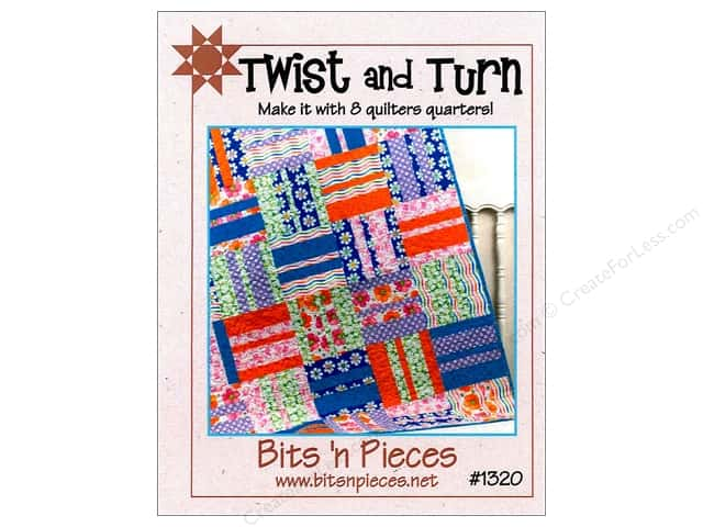 Bits 'n Pieces Twist And Turn Pattern