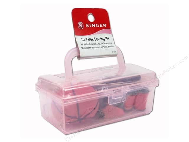 Singer Sewing Kits Tool Box