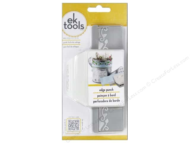 EK Success Edge Punch English Ivy