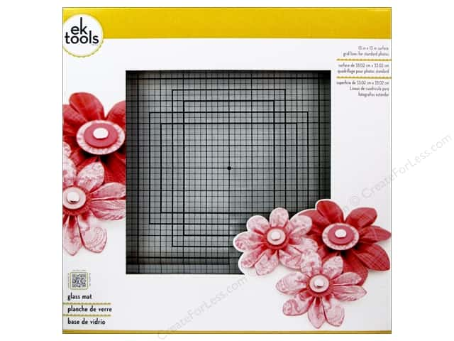 "EK Tool Glass Mat 13""x 13"""