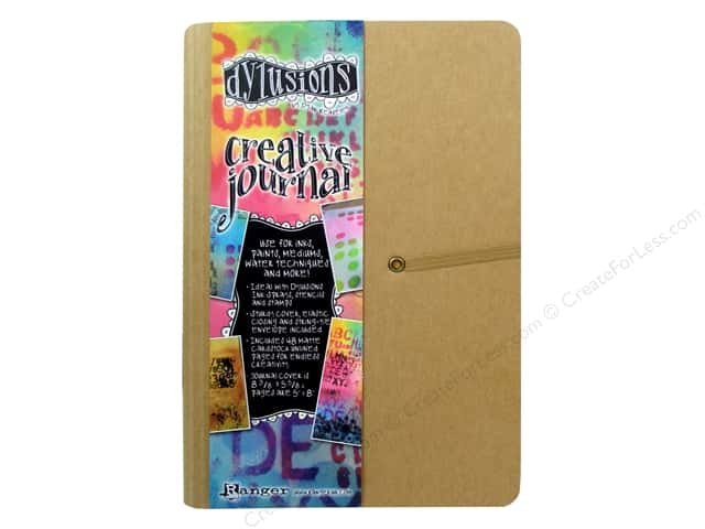 Ranger Dylusions Accessories Creative Journal Small