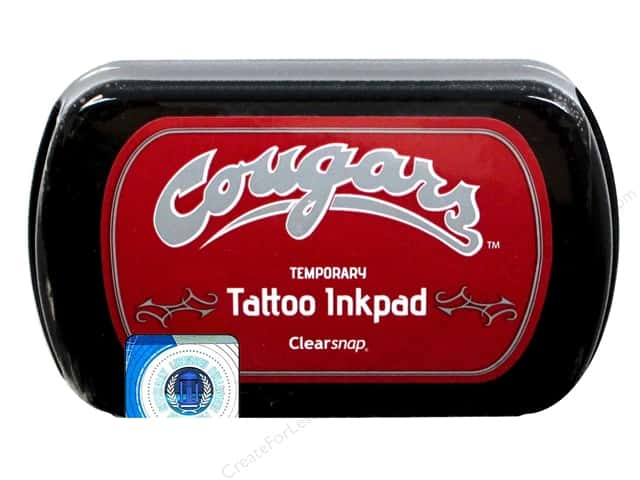 ColorBox Tattoo Ink Pad Washington State University Crimson
