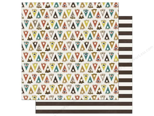 Echo Park 12 x 12 in. Paper Oh So Thankful Collection Perfect Pies (15 sheets)
