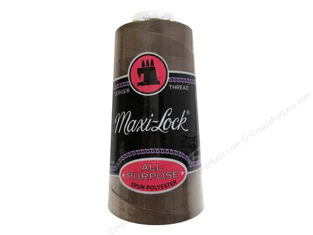 Maxi-Lock Serger Thread 3000 yd. #10380 Soapstone