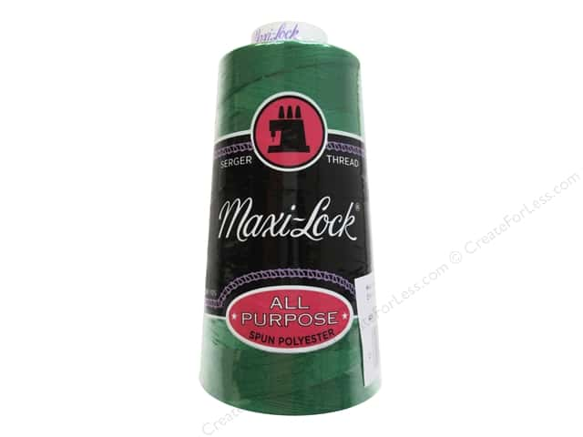 Maxi-Lock Serger Thread 3000 yd. #5005 Emerald