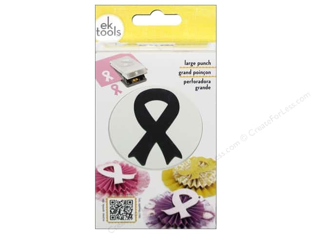 EK Success Large Punch Support Ribbon 2 1/8 in.