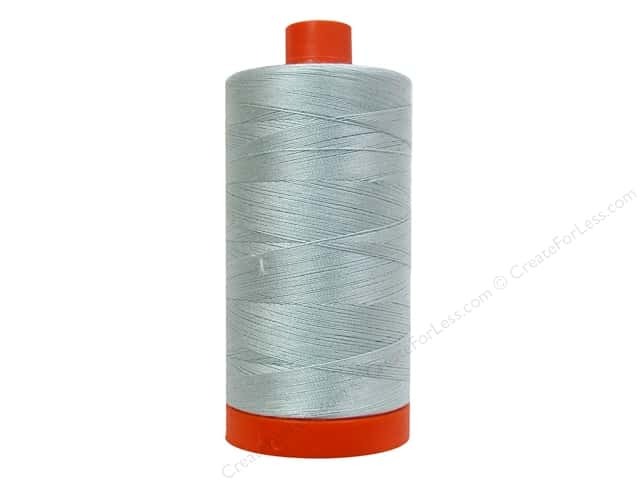 Aurifil Mako Cotton Quilting Thread 50 wt. #5007 Bluette 1420 yd.