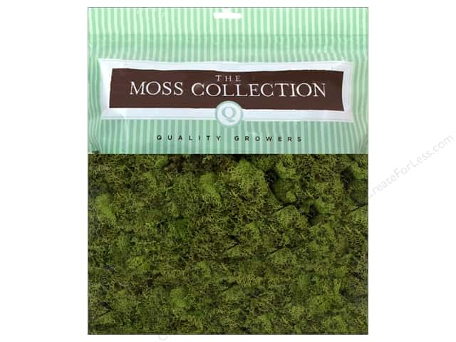 Quality Growers Moss Reindeer Spring Green 5.68 qt