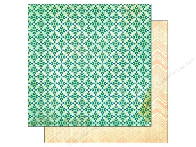 Crate Paper 12 x 12 in. Paper Close Knit Abode (25 sheets)