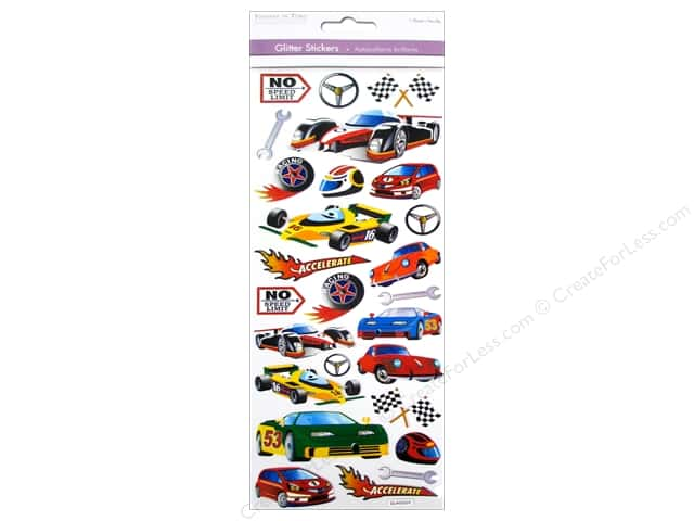 Multicraft Sticker Paper Craft Glitter No Speed Limit