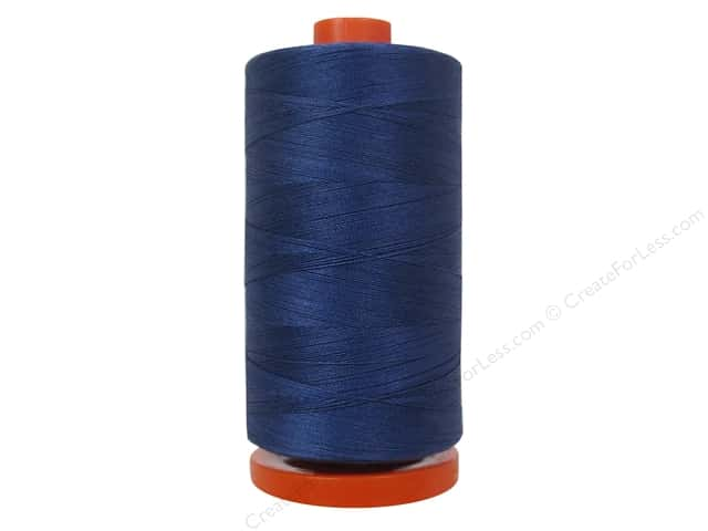 Aurifil Mako Cotton Quilting Thread 50 wt. #2775 Steel Blue 1420 yd.